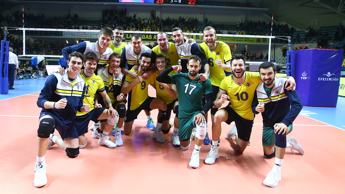Fenerbahçe Erkek Voleybol Takımımızın rakibi Halkbank