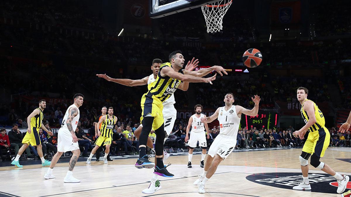 Fenerbahçe Beko 75-94 Real Madrid