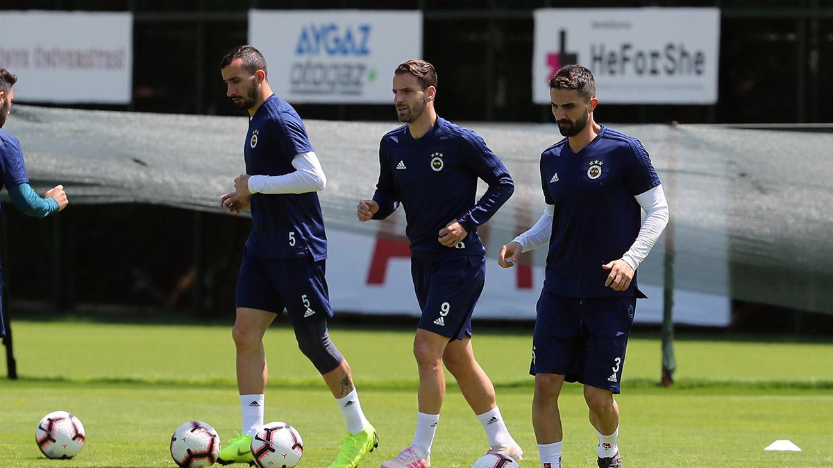Antalyaspor maçı hazırlıkları sürüyor