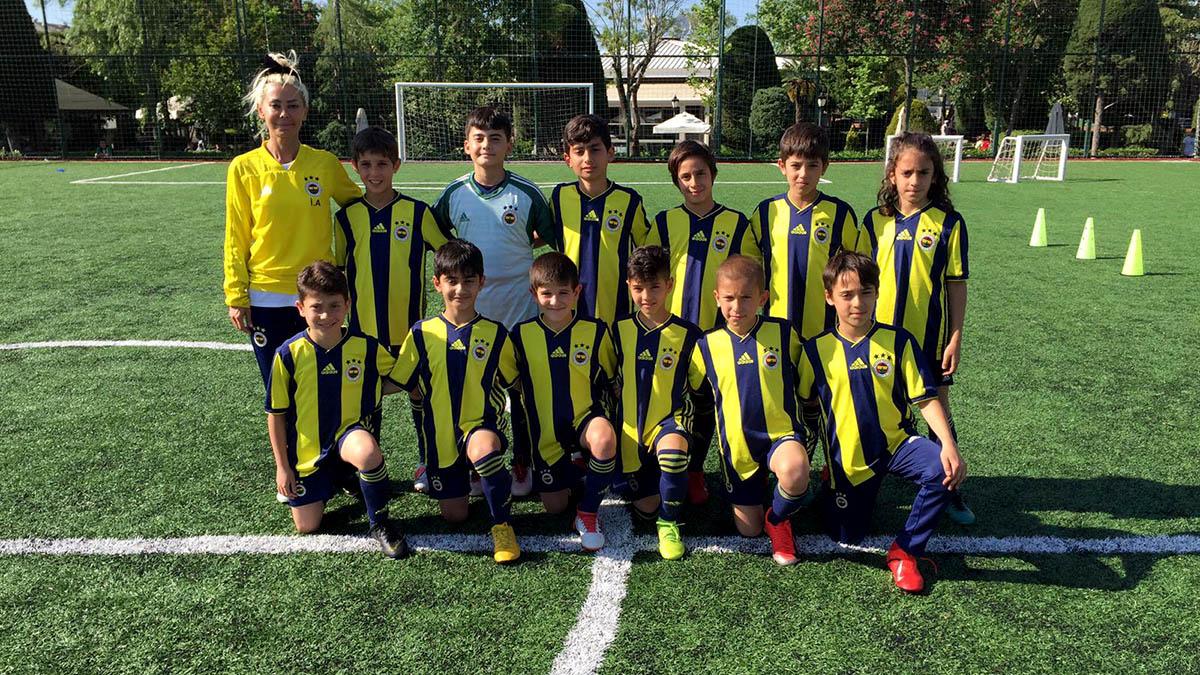 U10 Takımımız Raddatz Cup'ta5'inci oldu