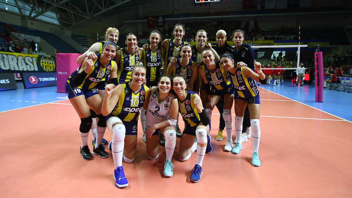 Fenerbahçe Opet, Aydın deplasmanında