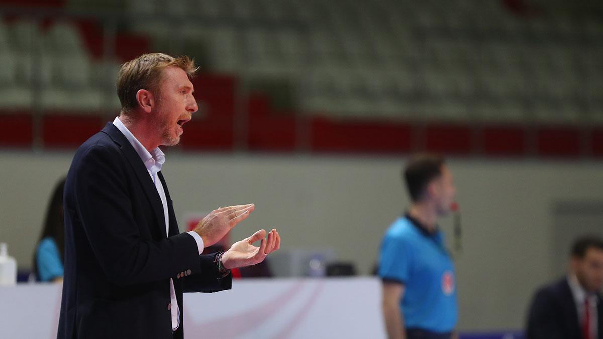 Başantrenörümüz Erkan Toğan: Takımımın bugünkü oyunundan çok memnunum