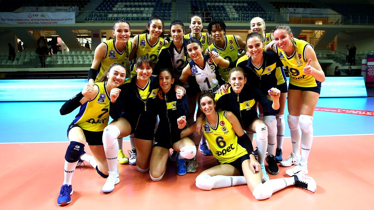 Fenerbahçe Opet 3-0 Türk Hava Yolları