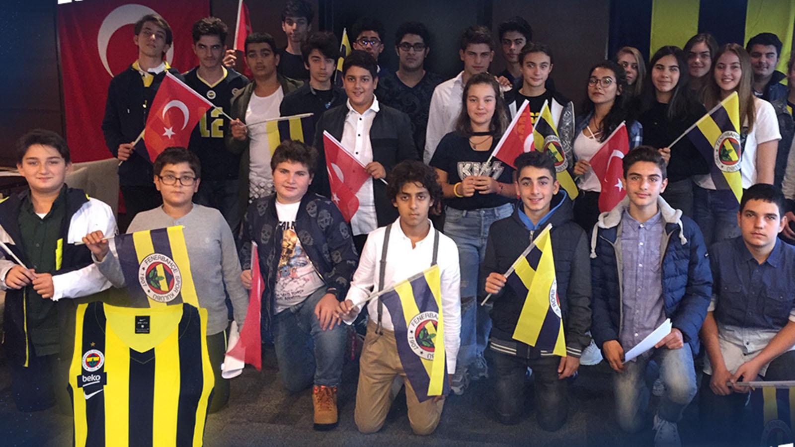FBÇGK'nin Genç Katılımcıları Buluşuyor