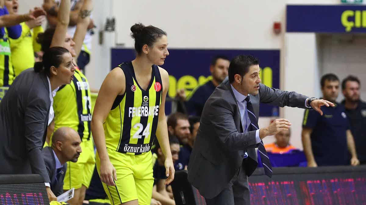 Başantrenörümüz Victor Lapena ve Cecilia Zandalasini'den galibiyet değerlendirmesi