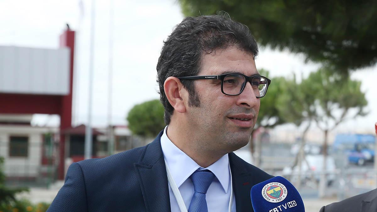 Kulüp avukatımız Fesih Delidere'den açıklamalar