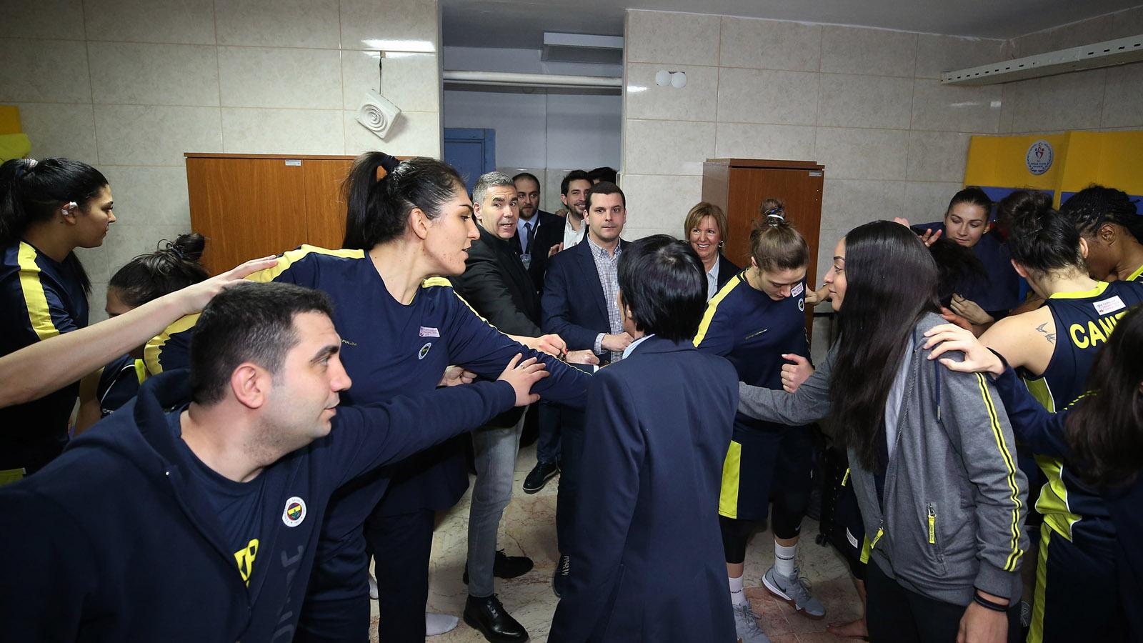 Yöneticimiz Metin Sipahioğlu'ndan derbi sonrası açıklamalar