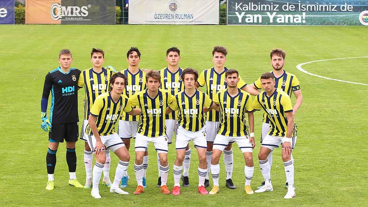 Antalyaspor 4-0 Fenerbahçe (U19 Ligi)