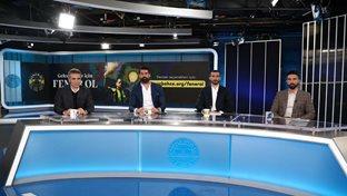 #FENEROL KAMPANYASI | T.D. Ersun Yanal, Kaptanlarımız Volkan Demirel Mehmet Topal Hasan Ali Kaldırım