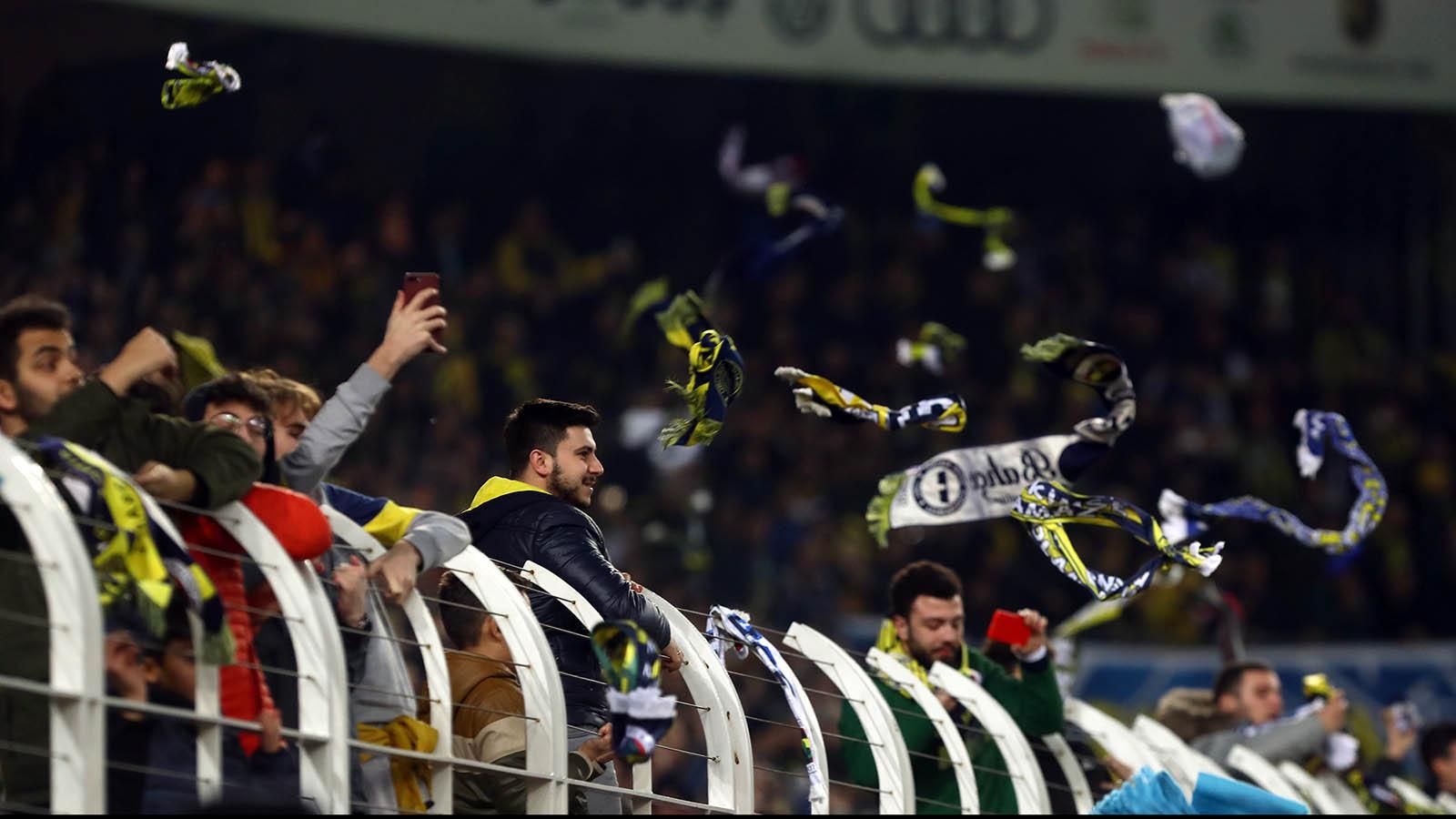 Elazığ üşüme, Fenerbahçe seninle!
