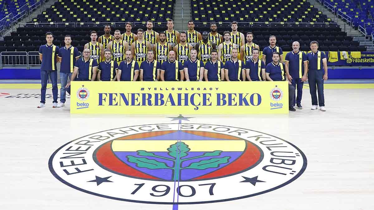 Fenerbahçe Beko'nun konuğu Anadolu Efes