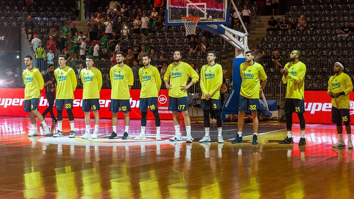 Fenerbahçe Beko, Segafredo Virtus Bologna'ya konuk oluyor