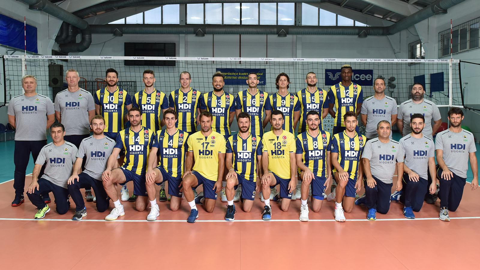 Fenerbahçe HDI Sigorta Ankara depslamanında