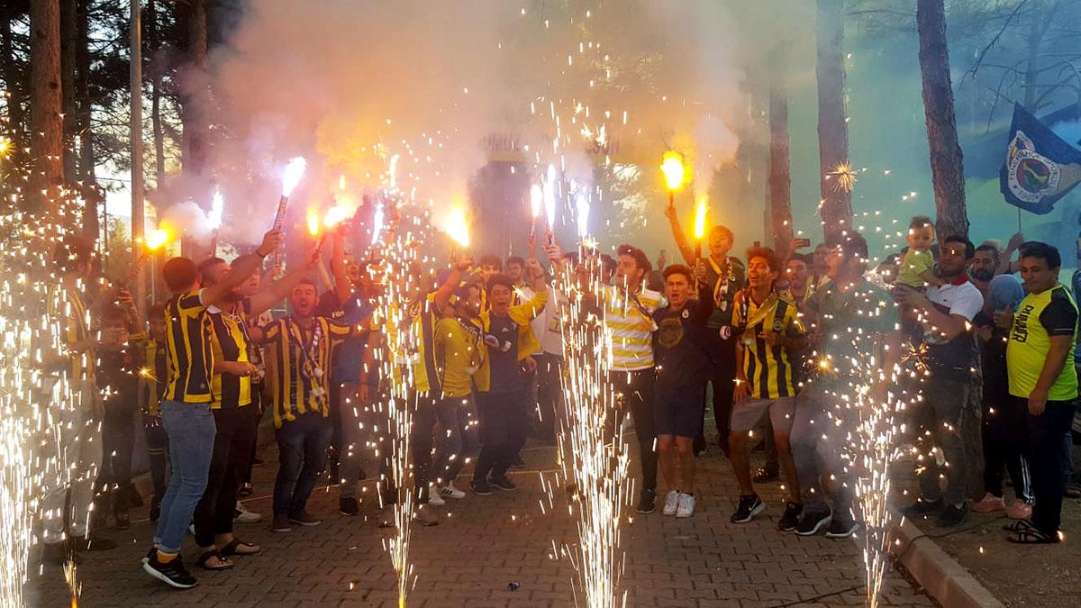 Gediz Fenerbahçeliler Derneği'nin 19.07'ye özel etkinliği