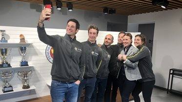 Fenerbahçe Doğuş Yelkencilerimize Princess Sofia Yarışları'nda Başarılar Dileriz