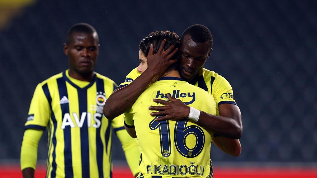 Fenerbahçemiz Ziraat Türkiye Kupası'nda 5. tura yükseldi