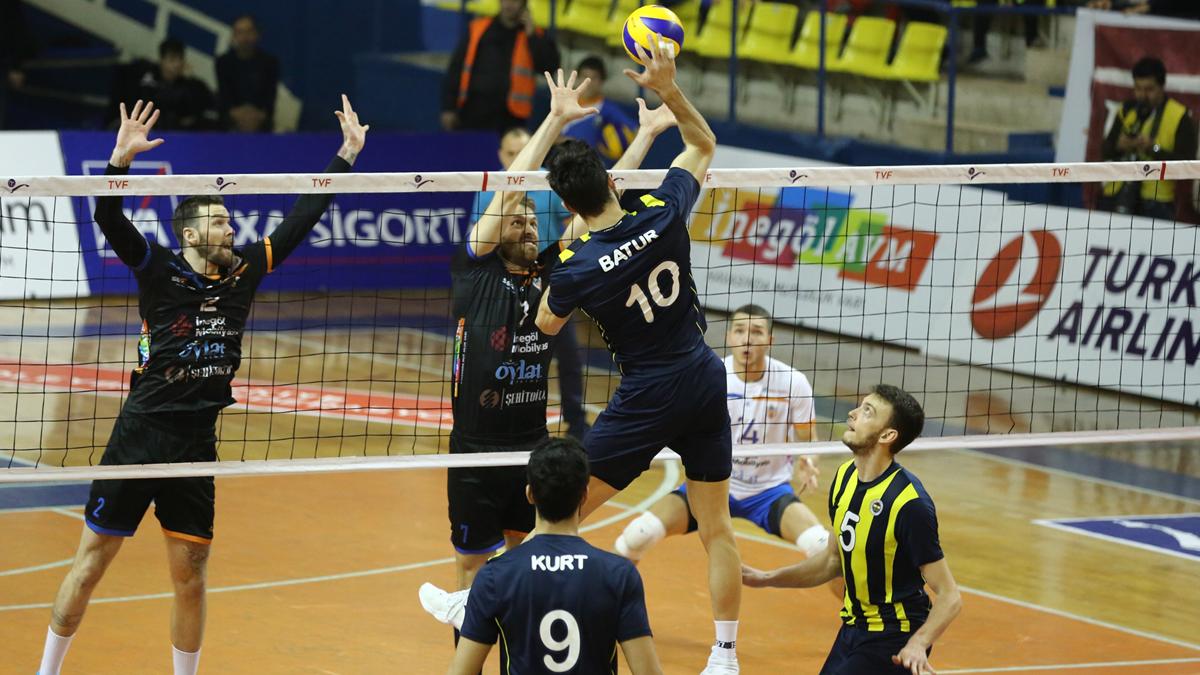 İnegöl Belediye 1-3 Fenerbahçe