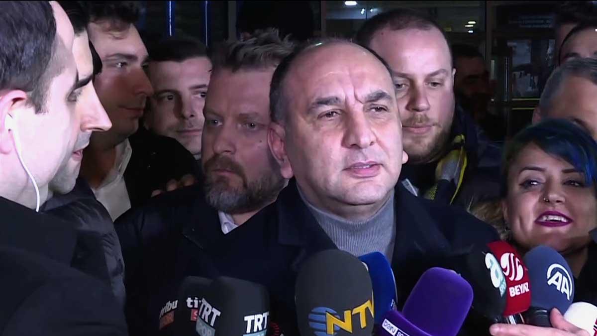 Başkan Vekilimiz Semih Özsoy: Fenerbahçe Spor Kulübü, büyüktür! Her şeyin farkındadır!