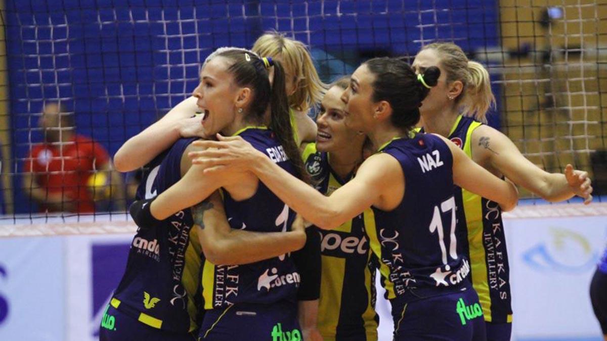 Aydın Büyükşehir Belediyespor 0-3 Fenerbahçe Opet