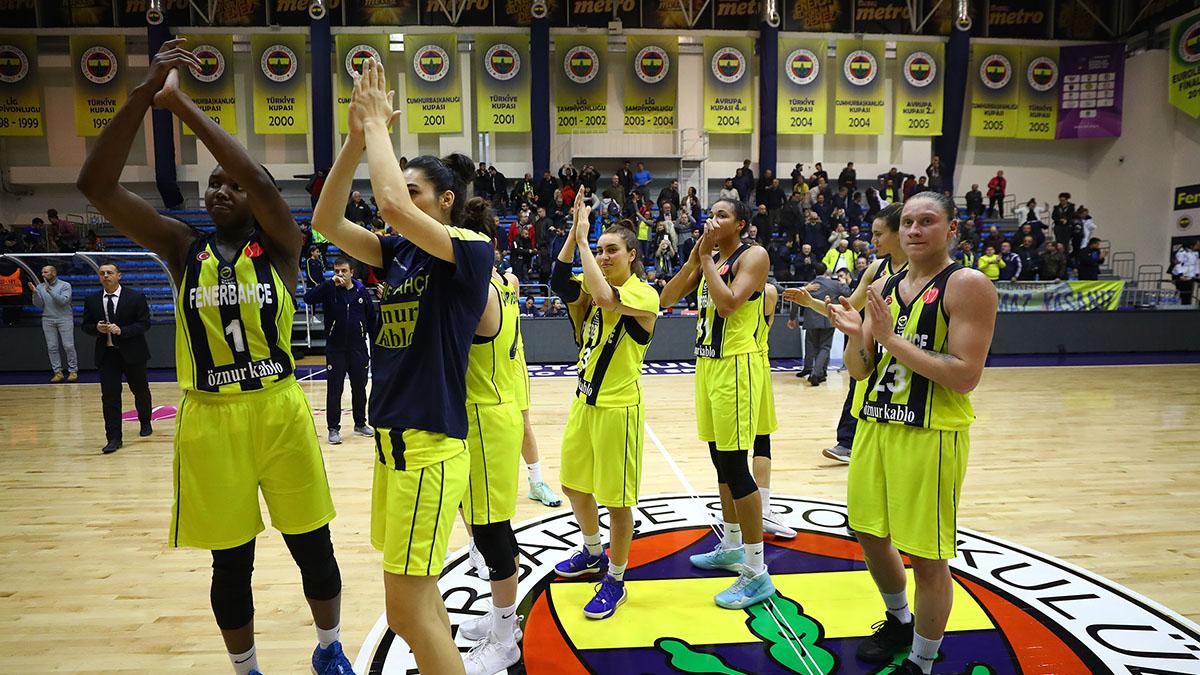 Fenerbahçe Öznur Kablo, Büyükşehir Belediyesi Adana Basketbol'u konuk ediyor