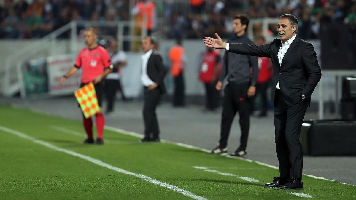 Teknik Direktörümüz Ersun Yanal, Y. Denizlispor galibiyetini değerlendirdi