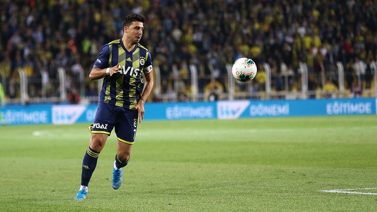 Ozan Tufan: Önemli olan Fenerbahçe'nin kazanması, Fenerbahçe'nin en iyi yerlere gelmesi