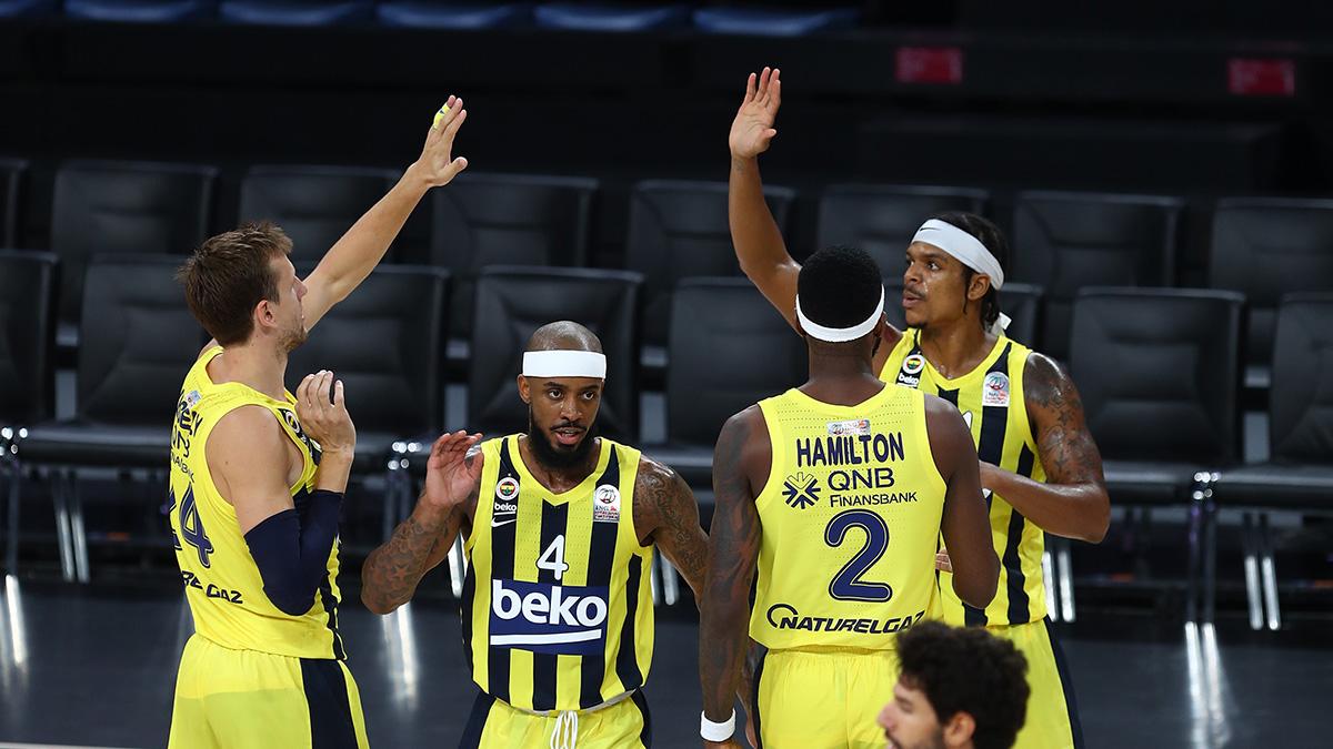 14. TÜBAD Mehmet Baturalp Turnuvası'nın kazananı Fenerbahçe Beko