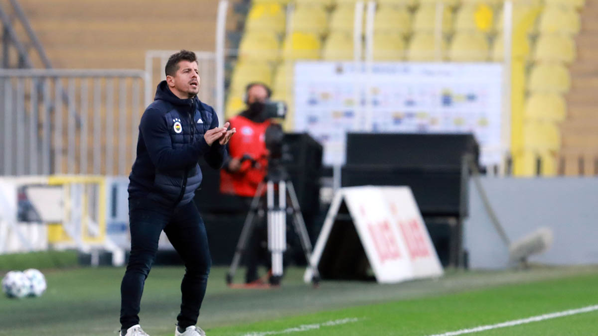 Futbol A Takım Direktörümüz Emre Belözoğlu: Topa sahip olduğumuz dönem bizim için bugünün artısıydı