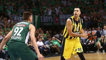 Fenerbahçe Beko Erkek Basketbol Takımımız üst üste 5.kez Final-Four'da