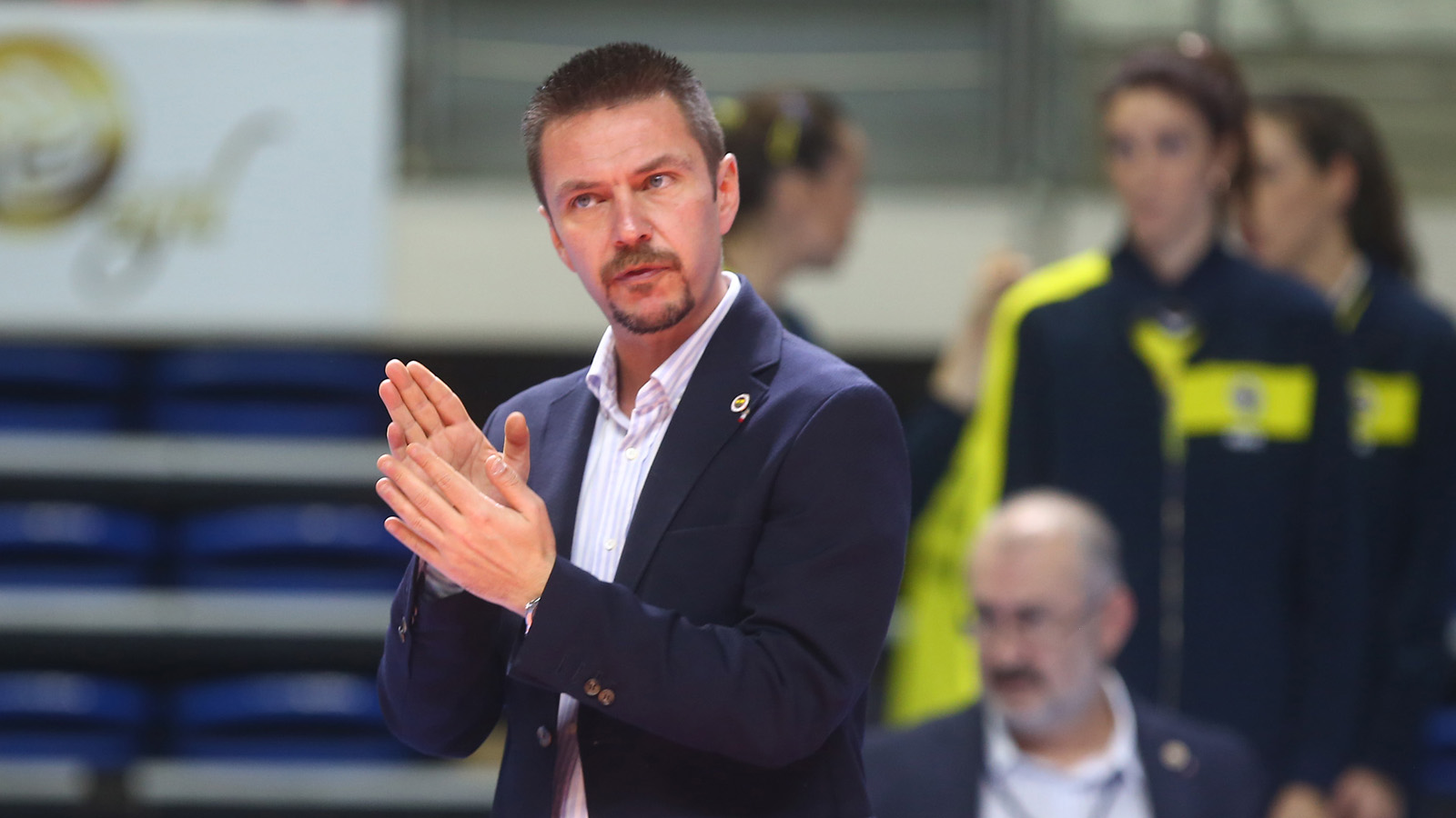 Fenerbahçe Opet Yardımcı Antrenörü Salih Tavacı 14/16 programına konuk oldu