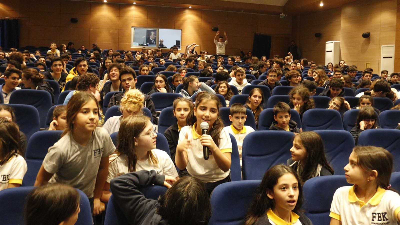 Fenerbahçe Koleji'nde