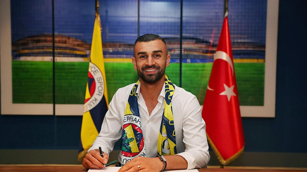 Serdar Dursun Fenerbahçemizde