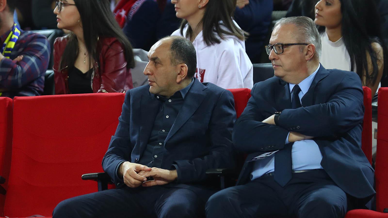 Genel Menajerimiz Maurizio Gherardini: Kupa kazanmak hiçbir zaman kolay değildir