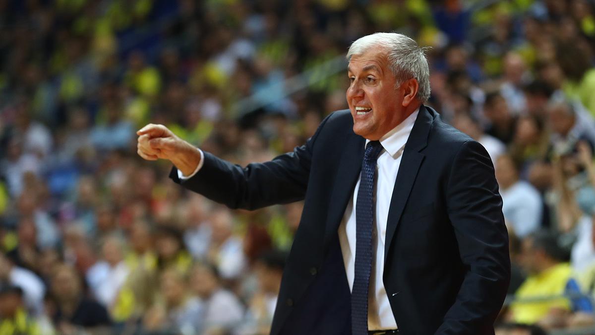 Zeljko Obradovic: Çok iyi oynadık