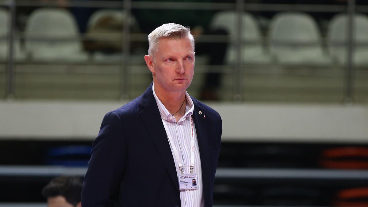Mariusz Sordyl ile Ulaş Kıyak, Ziraat Bankası maçını değerlendirdi