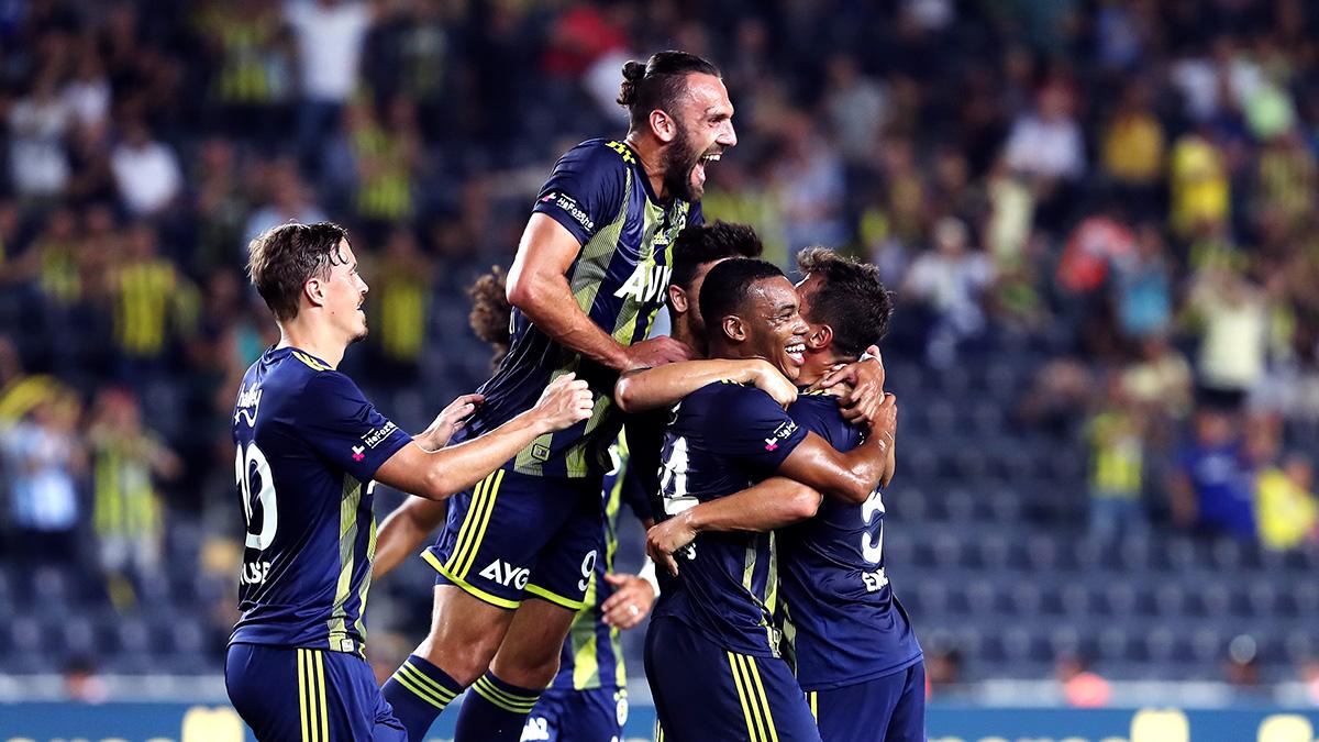 Fenerbahçemiz ligin ilk haftasında Gazişehir Gaziantep'i konuk ediyor