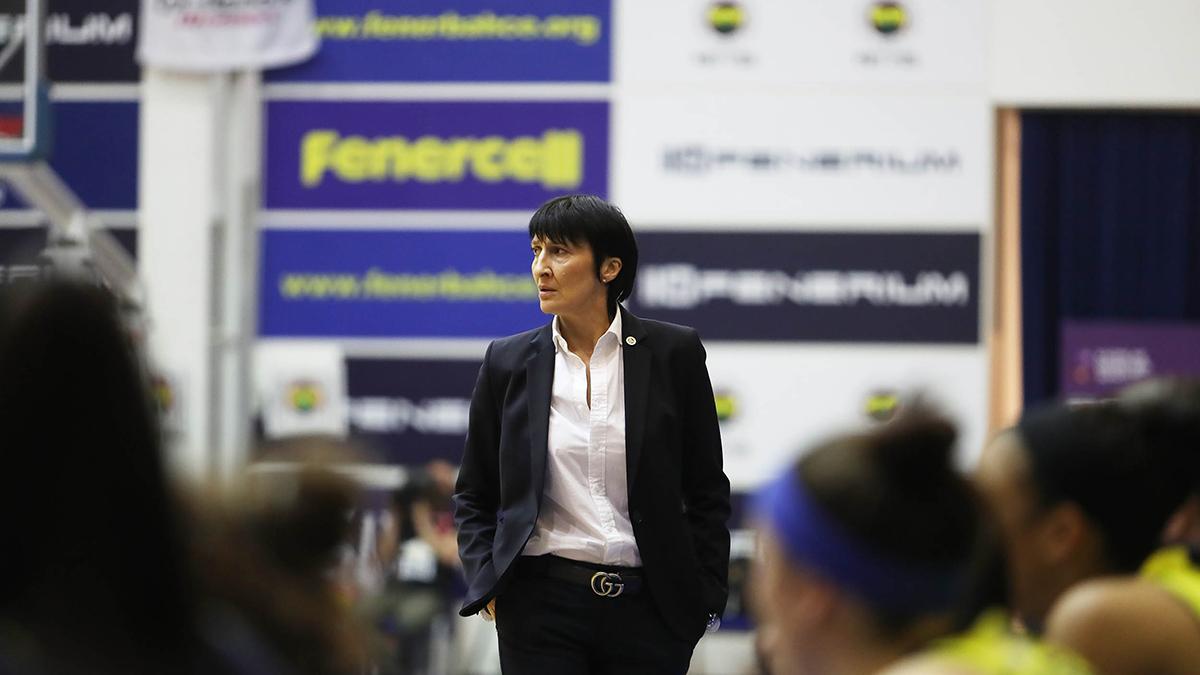Valerie Garnier: Fenerbahçe olarak her alanda şampiyon olduğumuzu herkese ispatladık