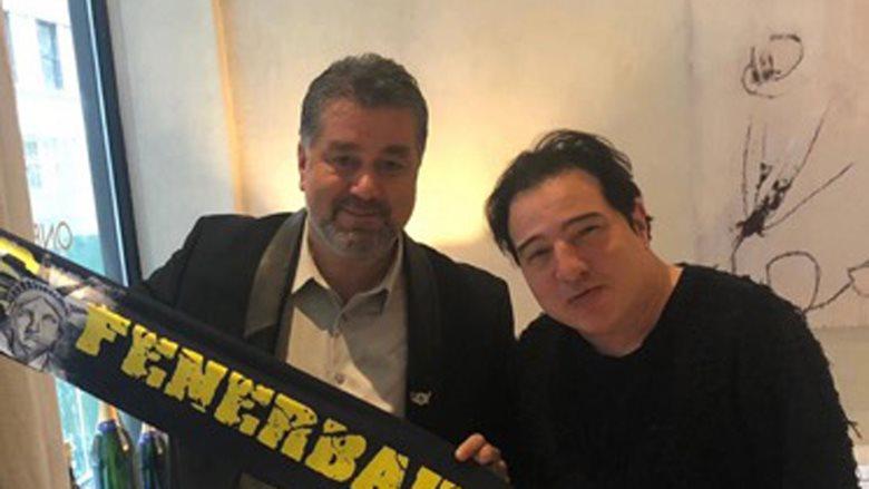 Fazıl Say, Fenerbahçe USA Derneği ile bir araya geldi