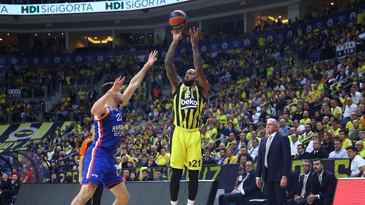 Fenerbahçe Beko 73-81 Anadolu Efes