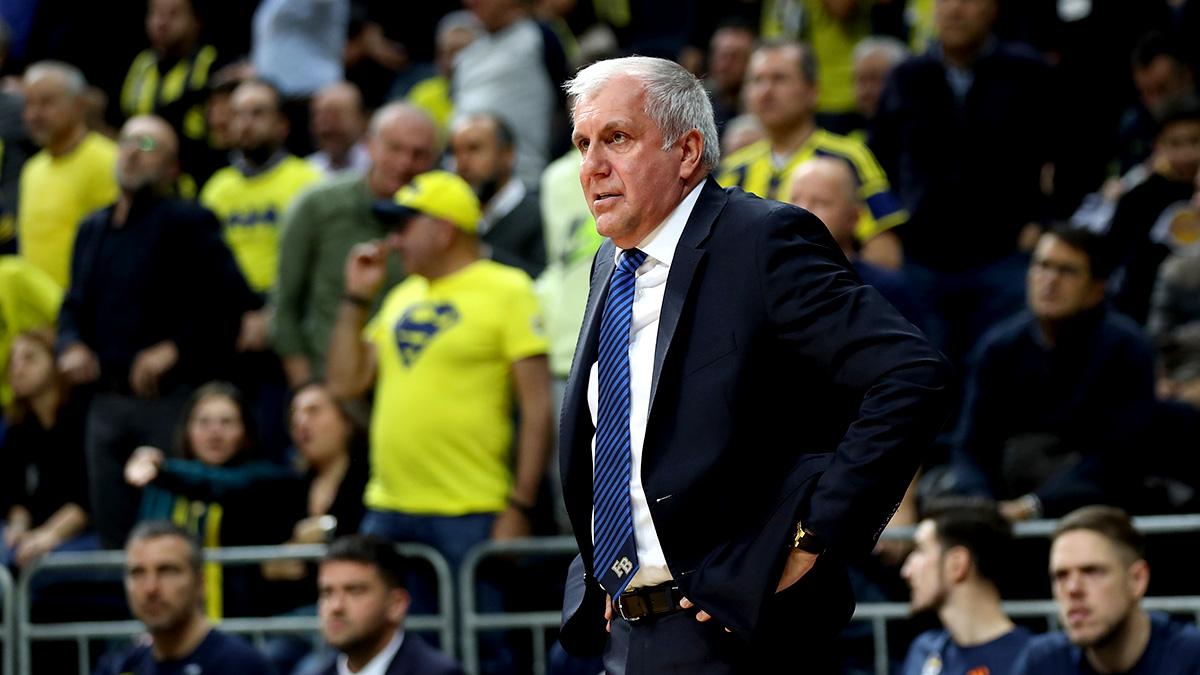 Zeljko Obradovic: Oyuncularım sonuna kadar savaştılar