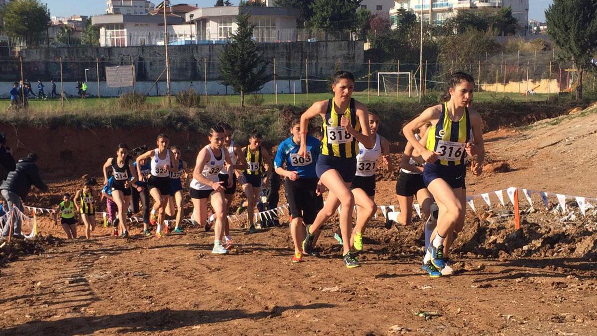 Atletizmde Kros Ligi 1. Kademe yarışları tamamlandı