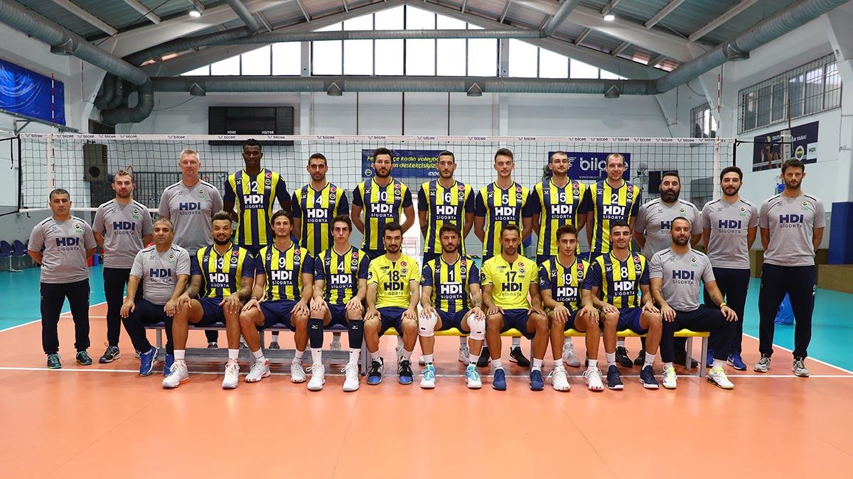Fenerbahçe HDI Sigorta, Galatasaray HDI Sigorta'yı konuk ediyor