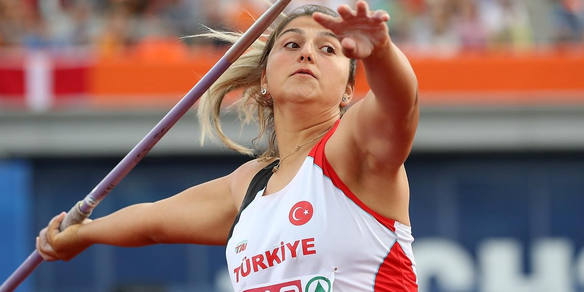 Eda Tuğsuz, Avrupa Atmalar Kupası'nda bronz madalya kazandı