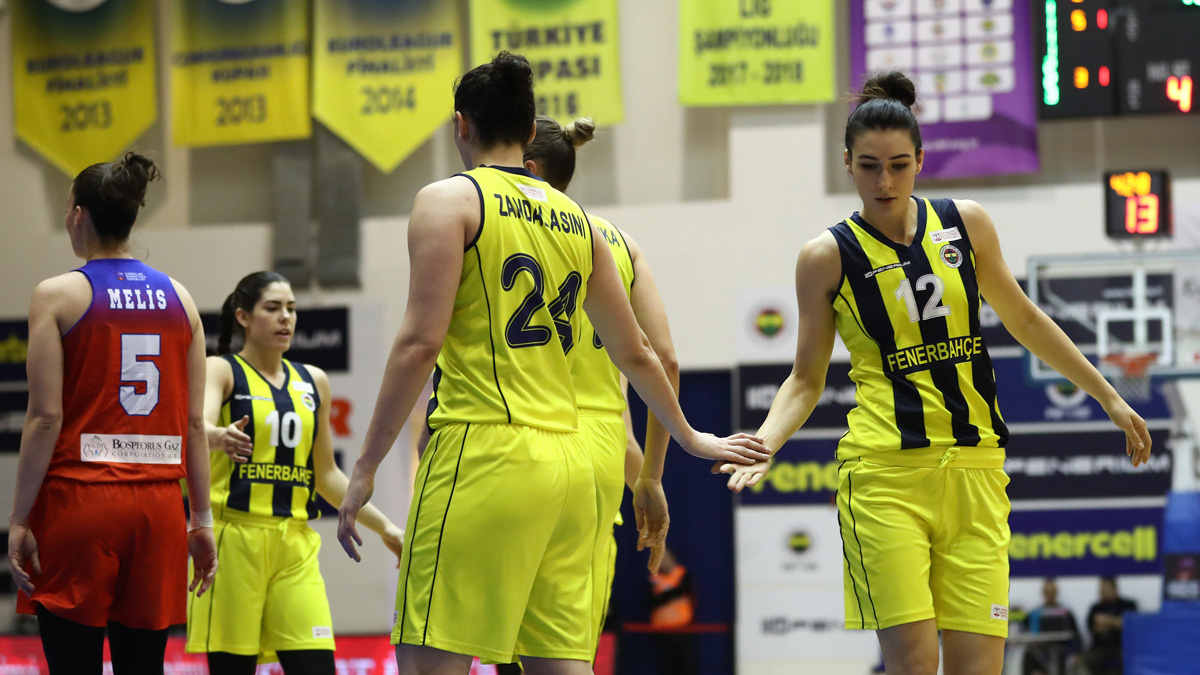 Fenerbahçe 83-70 Botaş