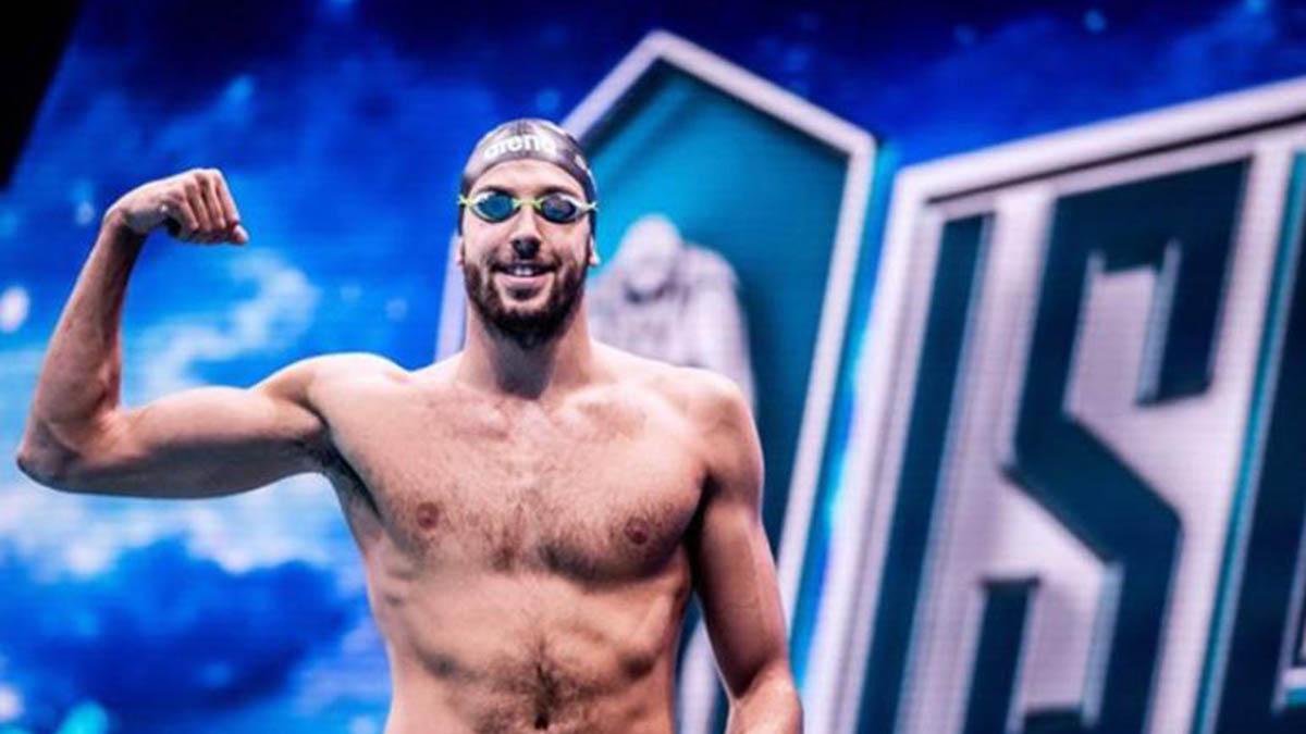 Olimpik sporcumuz Emre Sakçı'dan Avrupa rekoru