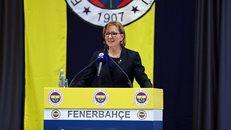 Genel Sekreterimiz Sevil Zeynep Becan'ın Yüksek Divan Kurulu Konuşması