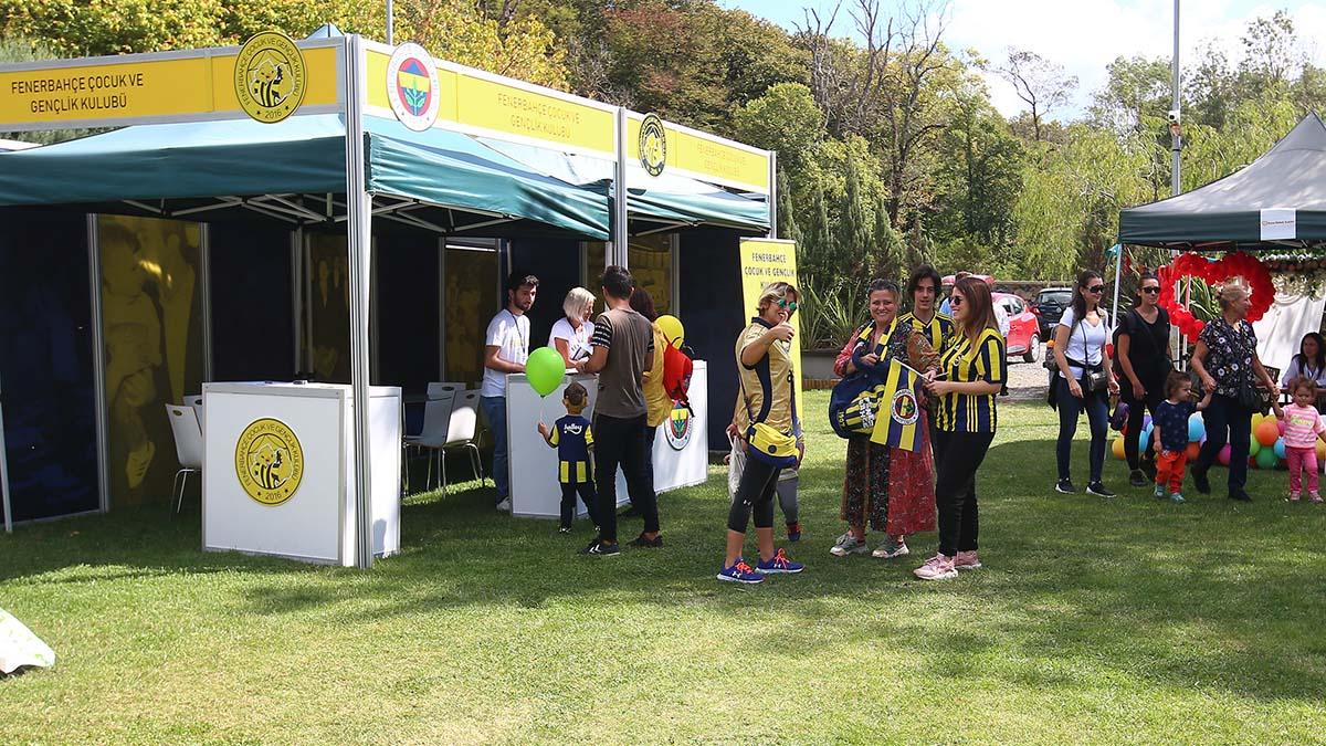 Çocuk ve Gençlik Kulübümüz, Mutlu Çocuk Festivali'nde yer aldı