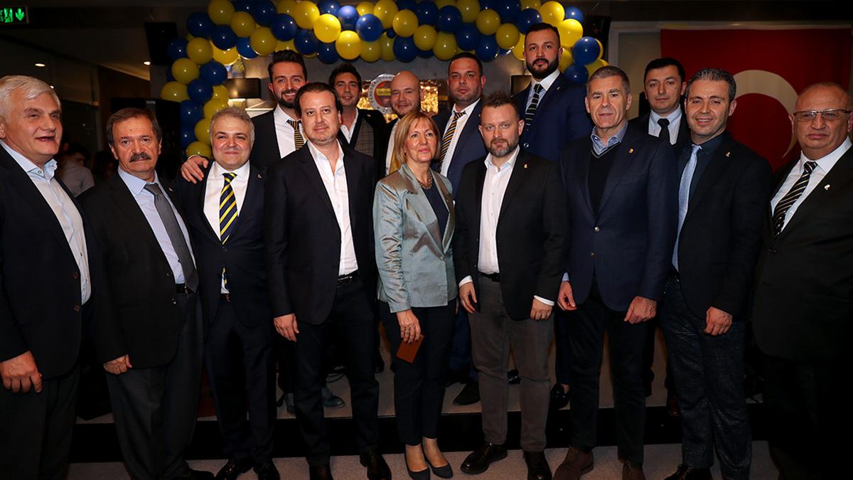 Yöneticilerimiz, Gaziantep'te kongre üyeliğine geçen taraftarlarımızla bir araya geldi