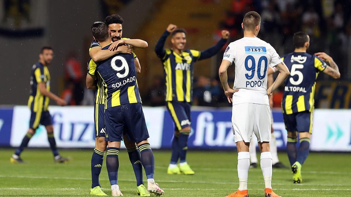 Kasımpaşa 1-3 Fenerbahçe