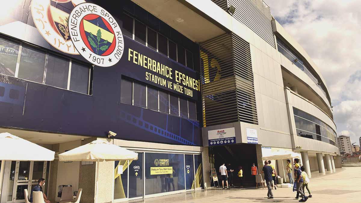 Fenerbahçe Efsanesi Stadyum ve Müze Turları başladı!